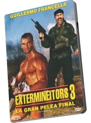 Los Extermineitors 1,2,3,4 En 1 link   Descargar Gratis