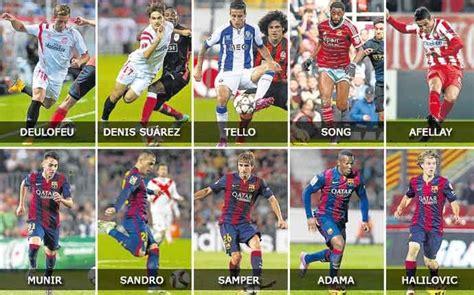 Los  fichajes  del Barça 2015 | barca | sport.es
