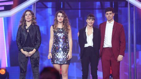Los finalistas de OT 2017 - RTVE.es