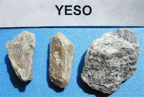 Los Fósiles y rocas: Rocas