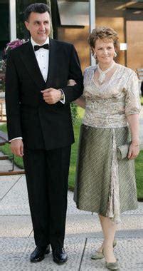 Los Grandes Duques de Luxemburgo celebran sus bodas de ...