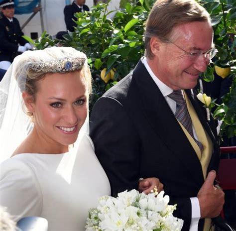 Los Grandes Duques de Luxemburgo, de boda en la Costa del Sol