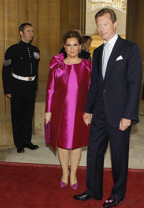 Los Grandes Duques de Luxemburgo en Windsor: Fotos en Bekia