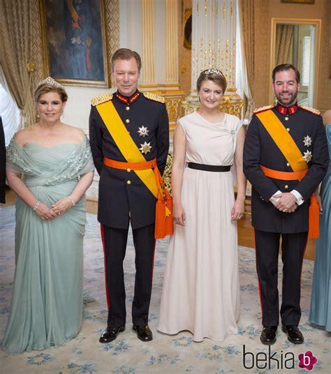 Los Grandes Duques de Luxemburgo y los Herederos en la ...