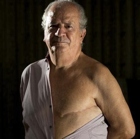 Los hombres también sufren cáncer de mama   Flor de ...