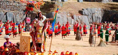 Los Incas en los Periodos de apogeo y decadencia ...