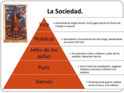 Los incas.