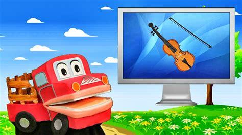 Los Instrumentos Musicales Clásicos - Barney El Camion ...
