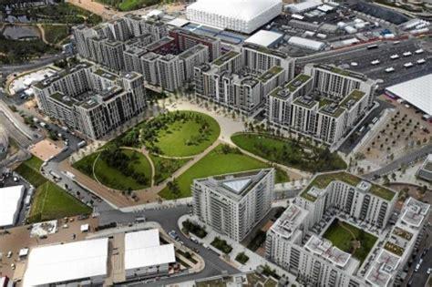 Los Juegos Olímpicos dejan paso a miles de viviendas ...
