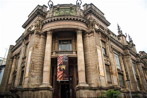 Los ladrillos de Quito: Antiguo Banco Central del Ecuador
