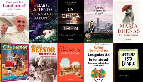 Los libros más vendidos en junio | El Imparcial