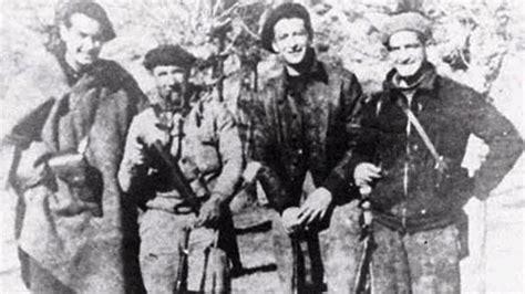 Los  malditos bastardos  de la guerra civil