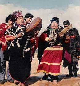 los mapuches digitales: la historia de los mapuches