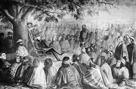 Los Mapuches y su histórica lucha por la tierra   el ...