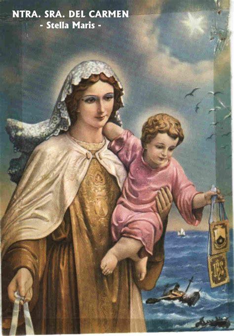Los marineros y su devoción a la Virgen del Carmen | NTRA ...