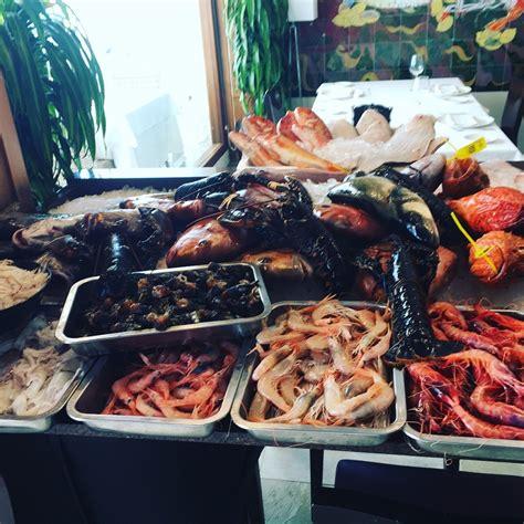 Los Marinos José, Fuengirola. Mar en estado puro | Salsa ...