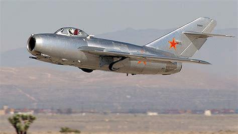 Los más conocidos aviones de combate rusos