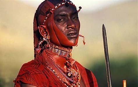 Los Masai son una de las tribus más conocidas de África ...