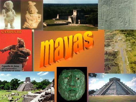 Los Mayas. Breve historia.