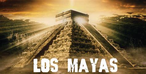 Los Mayas | Convivencia y Organizacion Social + Leyenda ...