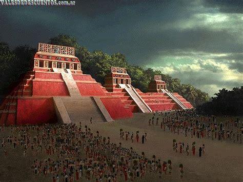 Los Mayas: Origen de Los mayas