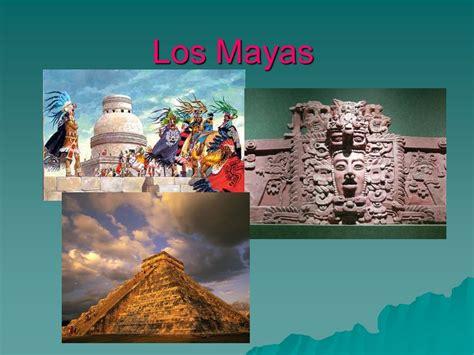 Los Mayas. - ppt video online descargar