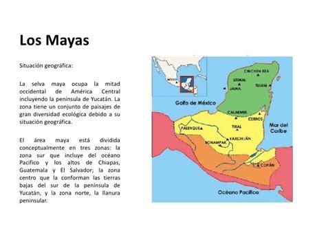 Los mayas (prueba)