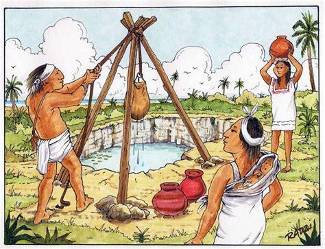 Los Mayas – Cartografía de los Pueblos Originarios y ...
