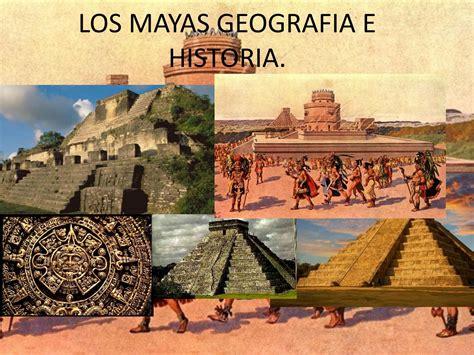 Los mayas y la geografía by karyme sánchez - issuu