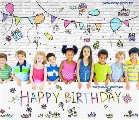 Los mejores artículos para fiestas de cumpleaños infantiles