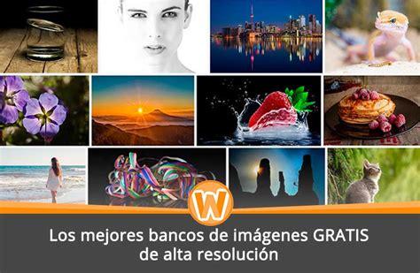 Los mejores bancos de imágenes GRATIS de ALTA resolución 【HD】