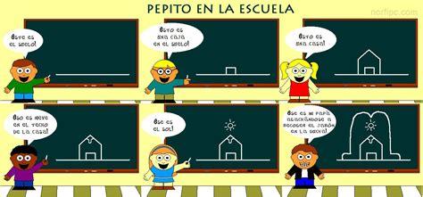 Los mejores cuentos y chistes de Pepito y Jaimito ...