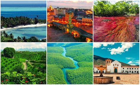 Los mejores destinos para viajar en Colombia - Blog de Viajar