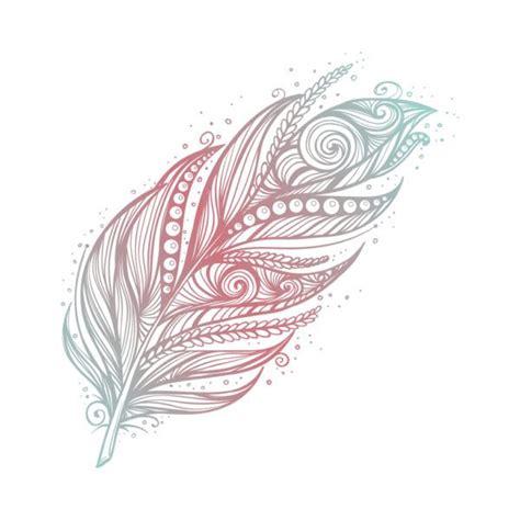 Los mejores diseños de tatuajes de plumas 2018   ModaEllas.com