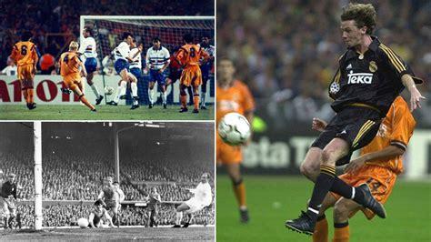 Los mejores goles en las finales de la Copa de Europa ...