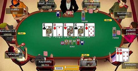 Los mejores juegos de poker online gratis
