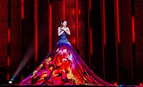 Los mejores looks de 'Eurovisión 2018'