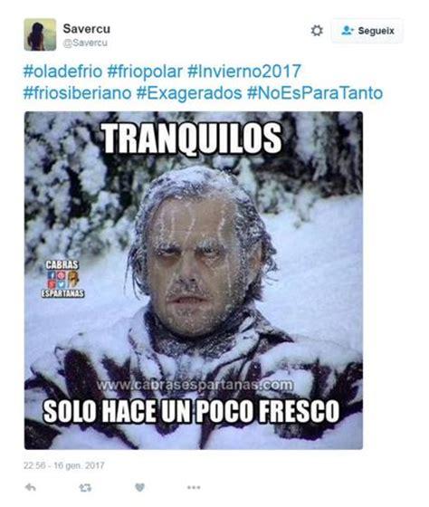 Los mejores memes de la ola de frío polar