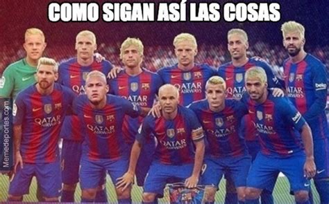 Los mejores memes del FC Barcelona - Alavés