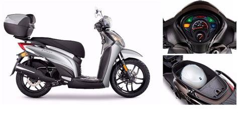 Los mejores scooter 125 de rueda alta