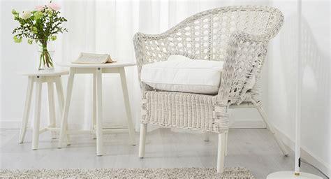 Los mejores sillones de mimbre Ikea para tu salón o terraza