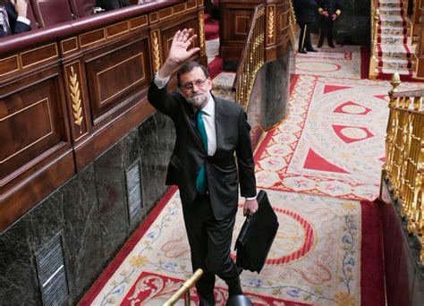 Los mejores tuits y memes del adiós de Rajoy y la moción ...