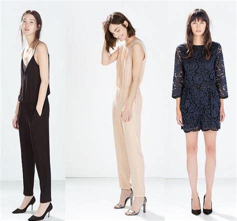 Los mejores vestidos de Zara para Nochevieja 2014 2015 ...