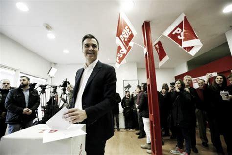 Los militantes del PSOE dicen sí al pacto con Ciudadanos ...