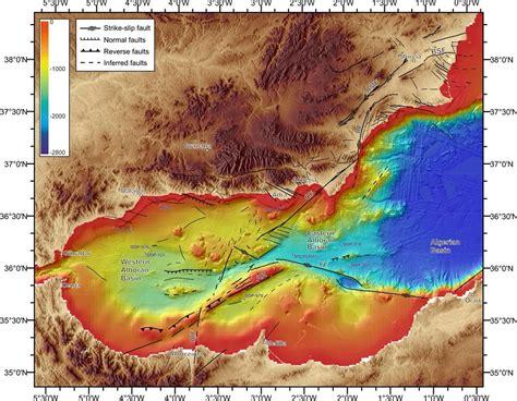 Los misterios alrededor del mar de Alborán