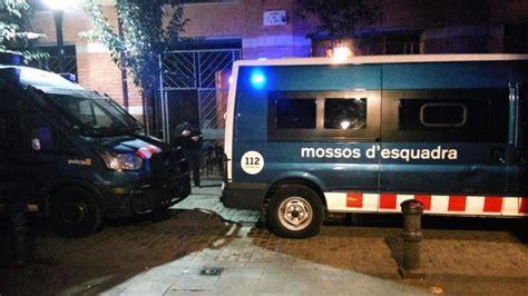 Los Mossos desmantelan tres narcopisos de Barcelona