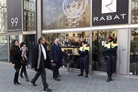 Los Mossos registran una joyería por un caso de corrupción ...