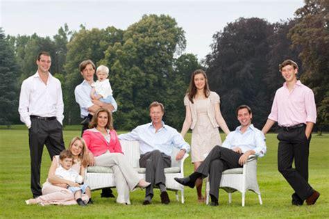 Los nietos de los Grandes Duques de Luxemburgo debutan en ...