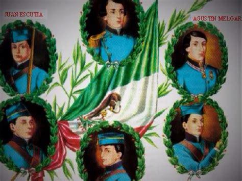 Los Niños Heroes by Rosa Marquez
