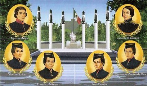 Los Niños Héroes - José Cárdenas